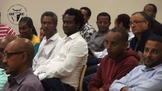 Tayitu Cultural & Educational Center Poetry Night - የጣይቱ የግጥም ምሽት