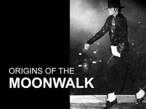 ORIGINS OF THE MOONWALK Dancers (in alphabetical order): Fred Astaire, Bill Bailey, Buck and Bubbles, Cab Calloway, Clark Brothers, Sammy Davis Jr., Daniel L. Haynes, Rubberneck Holmes,...