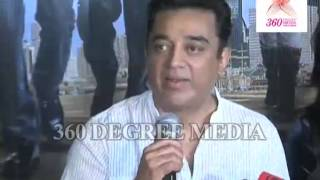 Vishwaroopam - Kamal Haasan thanks Jayalalitha CM of Tamil Nadu for supporting Vishwaroopam