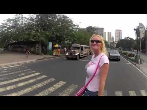 Our 48 hours in Manila, Philippines
