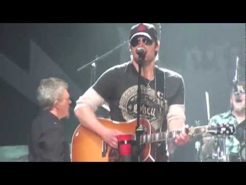 Eric Church - Creepin & Keep On video