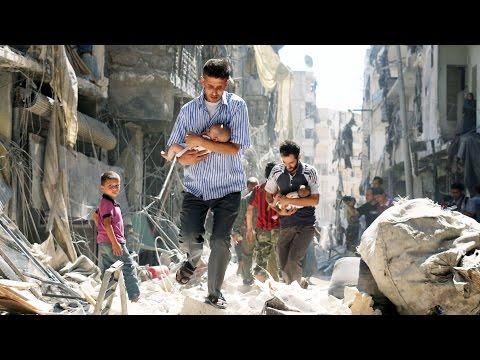 Свидетели войны в Сирии - семья Зуламян