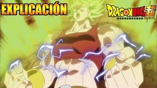 Explicación: Kale y Caulifla SUPER SAIYAN 2 Dragon Ball Super