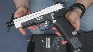 (Airsoft) Unboxing the Biohazard Sentinel 9 Tokyo Marui (limited edition) - KhanSeb