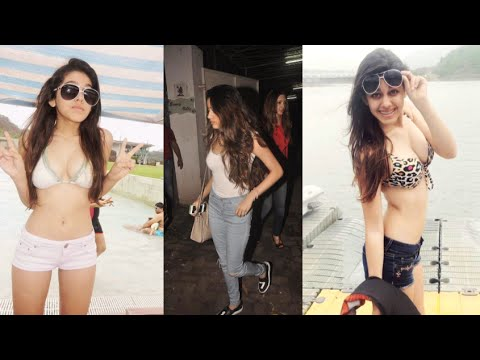 Hot Star Kids of Bollywood | Alia Ebrahim | Jahnvi Kapoor | Navya Nanda |