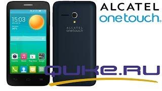 Alcatel POP D3 4035D обзор