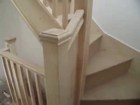 Clc Lofts Chaplefields Mid Terrace Loft Conversion Youtube