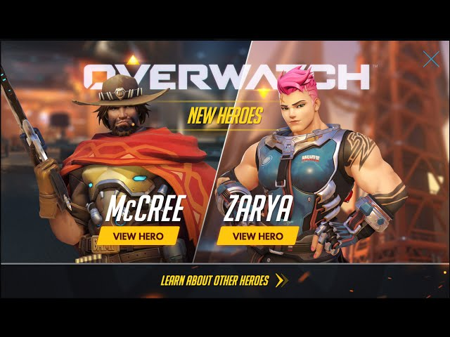 Overwatch: Kicking Ass With Zarya and McCree - PAX East 2015