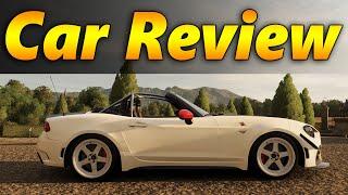 Forza Car Reviews - Fiat 124 Spider