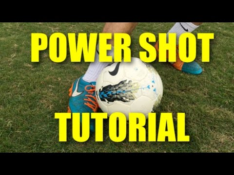 Power Shot Technique | Tutorial