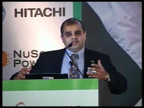 Dr. Shailesh Sheth - GE Hitachi Nuclear Energy Part 1 of 2