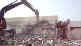 MTKA DEMOLITION - TARIF POLICE STATION - 1.200m2, 1 day