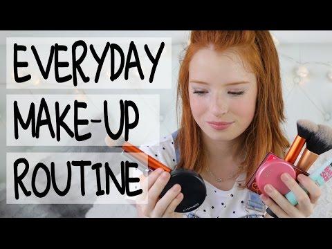 Simple Everyday Makeup Routine | NiliPOD