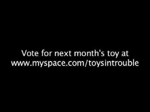 A Toys in Trouble Short: Mr. Potato Head