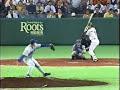巨人 超劇的優勝 2000年9月24日 VS中日 9回裏、江藤同点満塁HR、直後、二岡サヨナラ優勝HR