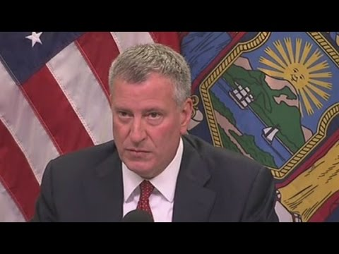 Mayor: NYC has finest public health system 'in the w...