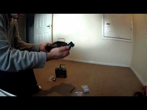 Turnigy 9x + 9x frsky simple review.