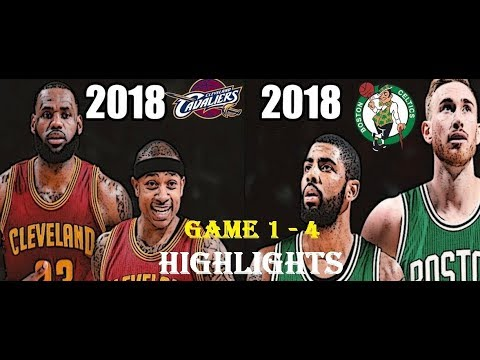 Cleveland Cavaliers vs Boston Celtics Game 5 MATCH INTRO Games 1st 4th HIGHLIGHTS