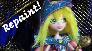 Dark Magician Girl - Repaint