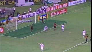 Sport 0 X 1 Santos - 28ª Rodada - Brasileirão 2009