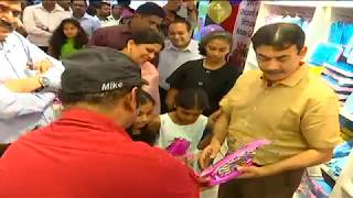 Kudosmily Products Launched in Hyderabad | LifeStyle | ABN Entertainment