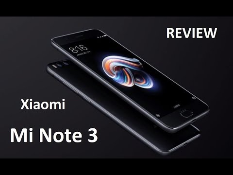 Xiaomi Mi Note 3 Review