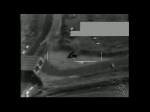 Helping Kurds, U.S. launches airstrikes to retake Iraqi dam
