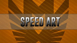 MertAga | Speed Art - Uykulu Oyuncu Youtube Banner