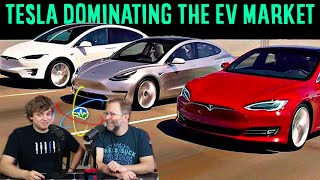 Tesla Dominating the EV Market | In Depth
