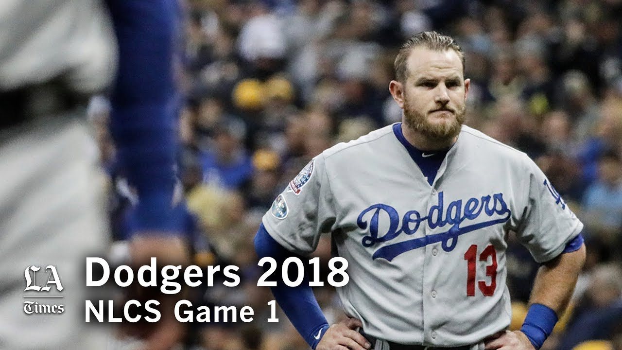 Dodgers NLCS 2018: The Dodgers lose Game 1 of the NLCS