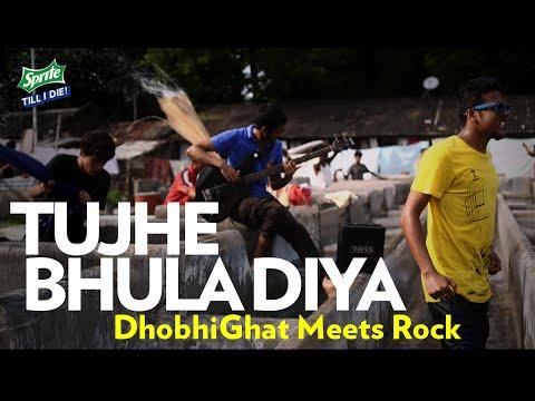 Dhobhighat Beats - Tujhe Bhula Diya - Anjana Anjani | Sprite Beats | Sprite Till I Die2 video