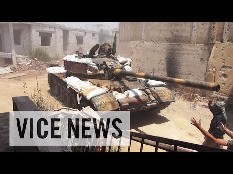Machine Guns and Barrel Bombs: The Battle for Syria's South (Part 1)