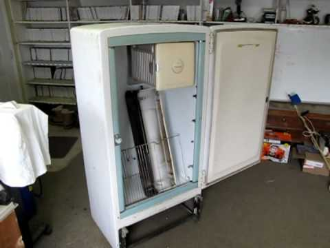 Diy Convert An Old Refrigerator Into A Meat Smoker Or