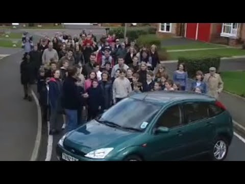 Ford Focus family car challenge - Clarkson s Car Years - BBC