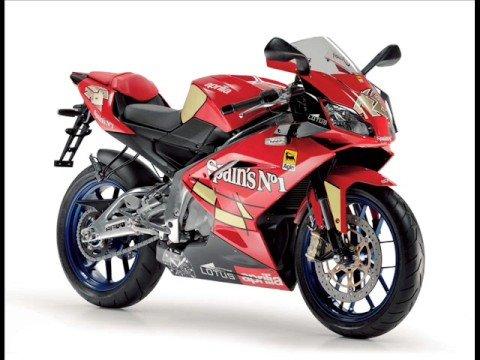 Yamaha yzf r125 vs Aprilia rs 125