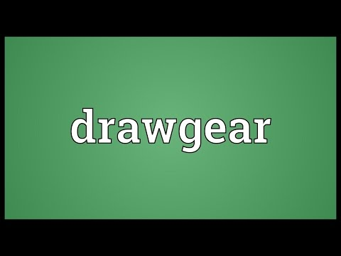 Header of drawgear