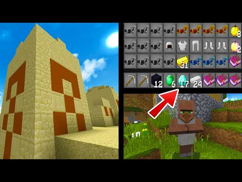 SO MUCH LOOT! - Top Minecraft 1.11.2 Seed - Villages. Temples. Diamonds. Loot!