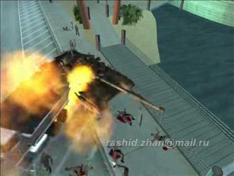 GTA San Andreas videoclip