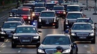 Reis recep tayyip erdoğan koruma konvoyu MUHTEŞEM DÜNYA LİDERİ 2018