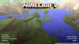 Minecraft 1 6 2 Iron Man Pack V  2 3   Español
