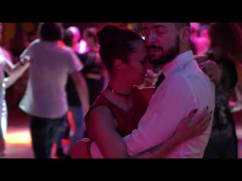 Mari & Alisson in Social dances at PZC2019 ~ Zouk Soul