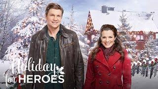 Preview + Sneak Peek - Holiday for Heroes - Hallmark Movies & Mysteries