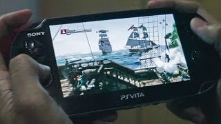 PS4 REMOTE PLAY WITH PSVITA TUTORIAL!! (Assassin