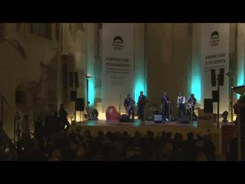 Opening Ceremony with Mikhail Khodorkovsky | 2014 Forum 2000