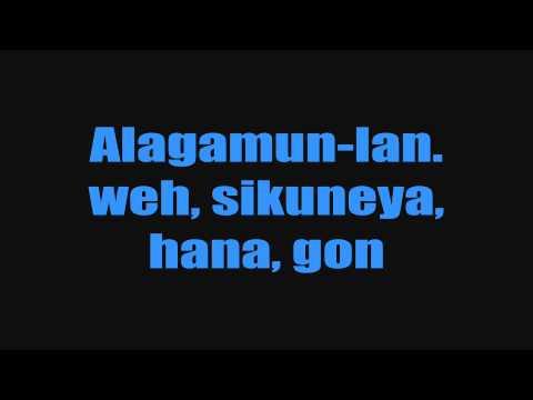 PSY - Gentleman (Lyrics On Screen)
