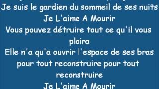 Shakira - Je L'Aime a Mourir  (Lyrics)