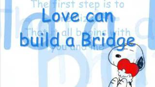 Watch Westlife Love Can Build A Bridge video