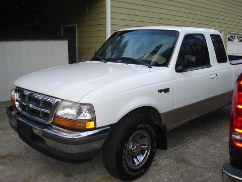Ford Ranger RWD Front suspension rebuild.