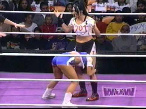 Women Of Wrestling - Episode 11: Part 6 - Bronco Billie & Beckie Vs Riot & Danger video