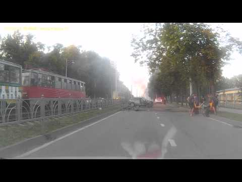 ДТП Московская 23.07.2014 Краснодар